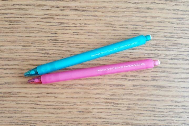 鉛筆と同じ使い心地 削らないから楽できる文房具