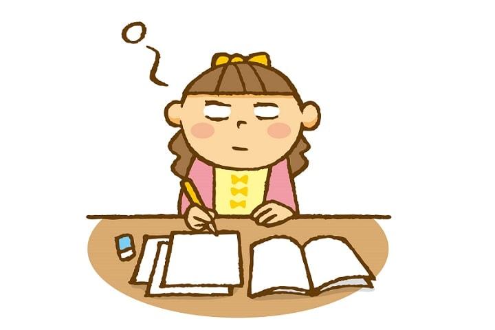 塾の宿題がこなせるようになったら 自分のための勉強を