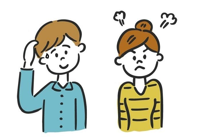 中学受験に対する夫婦の温度差