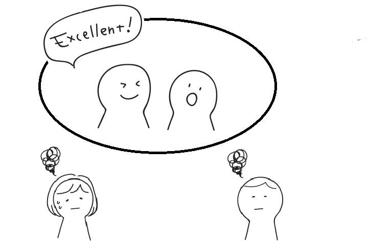 親の褒めは他人からの褒めに比べて50%以下の効力しかない
