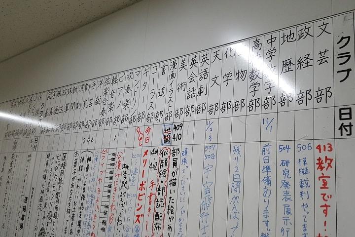 豊島岡女子学園はとにかく部活が多い学校