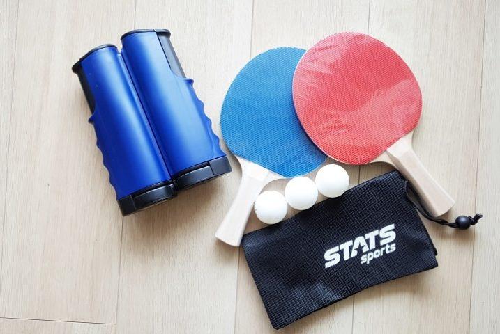 お家でマスクなし 自由に運動できる卓球は楽しいぞ